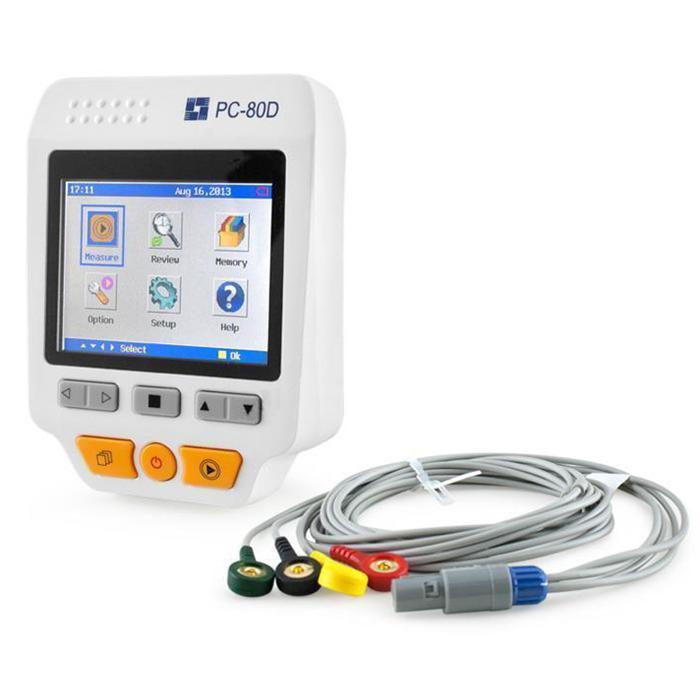 Elettrocardiografi 1/3 canali