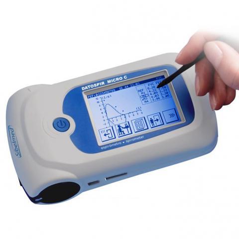Spirometri portatili