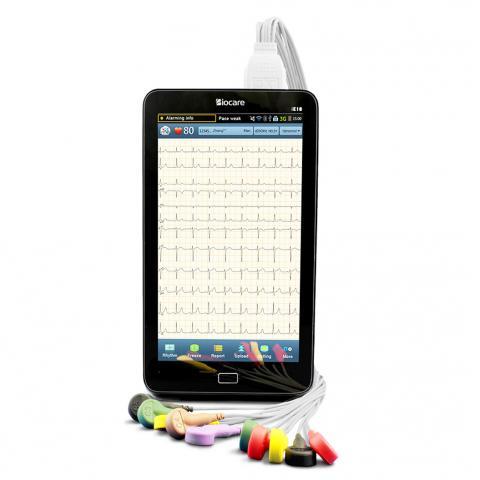 PC-ECG e Tablet-ECG