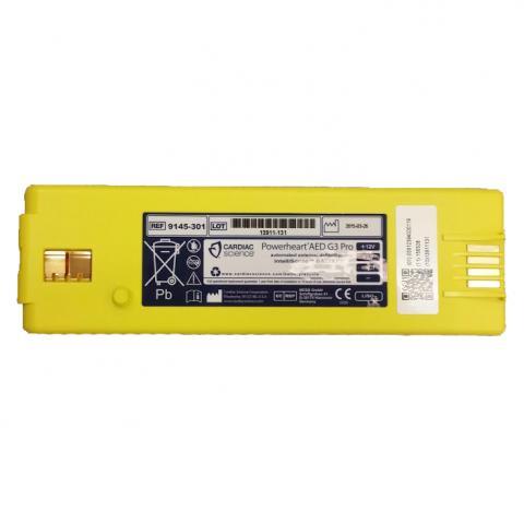 Batterie originali per defibrillatori