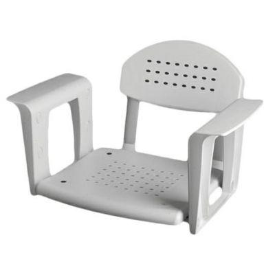 Sedile per vasca con schienale