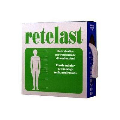 Rete tubolare elastica RETELAST N.7 (25 metri)