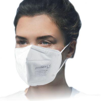 Mascherina respiratoria MSN-FFP2 (CE) senza valvola