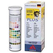 Strisce Urine veterinaria COMBI SCREEN® VET 11 PLUS - 11 parametri (100 strisce)