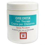 Crema conduttiva per Diatermia/Tecar senza parabeni OMEOVITA Fast Therapy 1000 ml