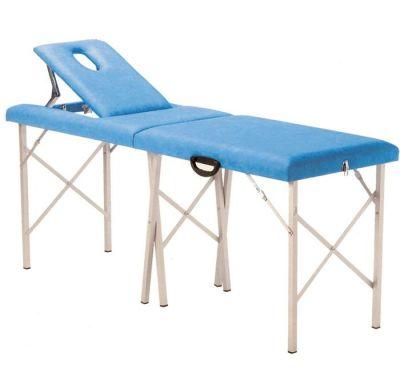 Lettino Pieghevole Per Massaggio.Lettino Pieghevole A Valigia In Alluminio Con Foro Da Gima Al