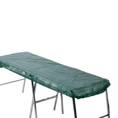 95dad7d72f Lenzuolo monouso TNT verde con elastici cm 90 x 230 (conf.50 pz ...