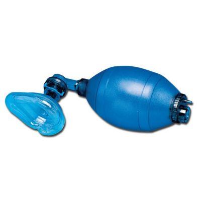 nuovo design vasta gamma di up-to-date styling Pallone per ventilazione monouso in PVC + Maschera