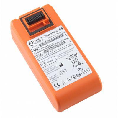 defibrillatore batteria