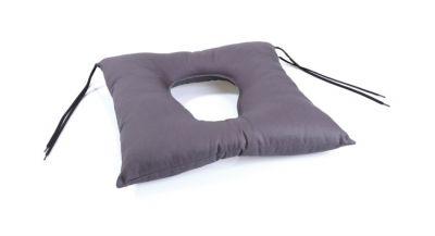 Cuscino Antidecubito In Fibra Cava Siliconata.Cuscino Antidecubito Con Foro In Fibra Cava Siliconata St602 Da
