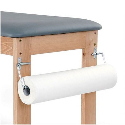 Rotoli Per Lettino Massaggio.Supporto Rotolo Carta Lettini Fisioterapia Legno Cm 65 Da
