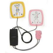 Piastre/Elettrodi per defibrillazione LIFEPAK CRplus/Express / 1000 / 500 - Pediatriche (coppia) - Originali