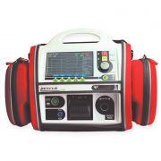 Monitor Defibrillatore RESCUE Life 7 AED - Manuale/AED + ECG, SpO2, NIBP e Pacemaker