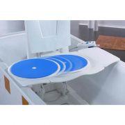 Disco girevole di trasferimento per sollevatore da bagno