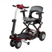 Scooter a 4 ruote pieghevole WIMED Foldable S19 Deluxe