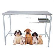 Tavolo operatorio per veterinaria