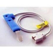 Sensore monouso Spo2 compatibile NELLCOR - Velcro - Adulto/Neonatale