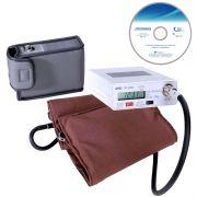 Holter Pressorio A&D TM-2430 (Registratore + Software CVM + Cavo USB) + Bracciale Obesi Omaggio!