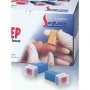 Lancette pungidito automatiche Ago 22G (conf. 100 pz.)