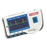 Ecg palmare Cardio B - 1 canale / 17 referti