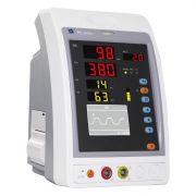 Monitor multiparametrico Vital-C - SpO2 e EtCO2