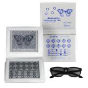 Test per acuità visiva Farfalla