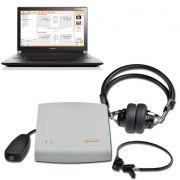 Audiometro INVENTIS Piccolo BASIC - aerea + mascheramento