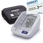 Misuratore di pressione da braccio OMRON M3 Intellisense