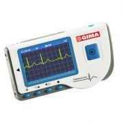 Ecg palmare Cardio B Bluetooth - 17 referti + Software