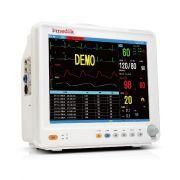 Monitor multiparametrico I-MEDIK MONY-8C + Stampante - SpO2, NIBP, ECG, RESP e TEMP