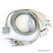 Cavo paziente ECG F8723R per elettrocardiografi CARDIOLINE serie AR