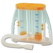 Dispositivo per ginnastica respiratoria PULMO-VOL