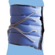 Fascia addominale 4 sezioni per pressoterapia ADVANCE completa di tubi LTM569