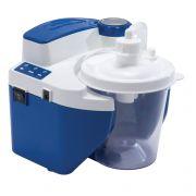Aspiratore Vacu-Aide QSU a batteria/12V con vaso 1lt - 27 litri/minuto