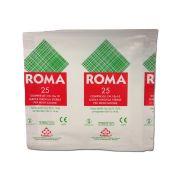 Compresse di garza cotone ROMA cm 10 x 10 - Sterile (bustina da 25 pz.)