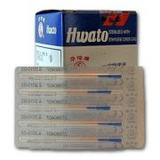 Aghi per agopuntura HWATO ramati 0,30x50 mm (100 pz.)