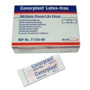 Cerotti Strips in TNT Coverplast LatexFree mm 25x76 (conf. 100 pz.)