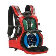 Zaino mobile AED Rescue per HEARTSINE Samaritan
