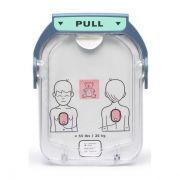 Piastre/Elettrodi per defibrillazione PHILIPS Heartstart HS1 - Pediatriche (coppia) - Originali