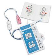 Piastre/Elettrodi per defibrillazione PHILIPS Heartstart FR2 - Pediatriche (coppia) - Originali