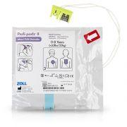 Piastre/Elettrodi per defibrillazione ZOLL PEDI PADZ II - AED Plus/Pro - Ped. (coppia) - Originali