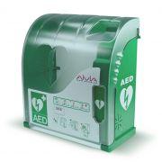 Armadietto per Defibrillatore da esterno AIVIA 200 + Adattatore 220 Omaggio!