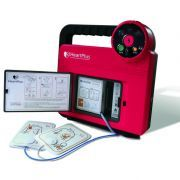 Defibrillatore Semiautomatico HEARTPLUS NT-180 + Borsa