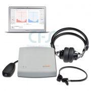 Audiometro INVENTIS Piccolo PLUS - aerea + ossea + mascheramento
