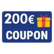 Coupon CFS - 200 Euro