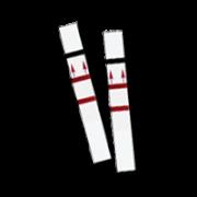 Strisce test e chip per analizzatore Mission HB (conf. 50 pz.)