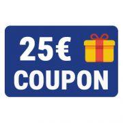 Coupon CFS - 25 Euro