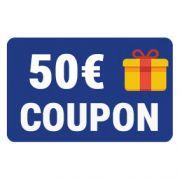 Coupon CFS - 50 Euro