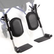 Pedane elevabili per carrozzine ARDEA serie CP (coppia) verniciate