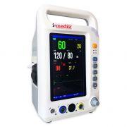 Monitor multiparametrico I-MEDIK MONY-8A + Stampante - SpO2, NIBP, ECG, RESP e TEMP